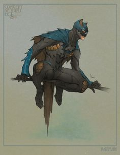 Batman and Wonder Woman and Young Wonder Woman concept art by Kenneth Rocafort Batman Poster, Batman Art, Batman Vs Superman, Batman Robin, Batman Concept Art, Spiderman, Batman Arkham, Comic Book Characters, Comic Character
