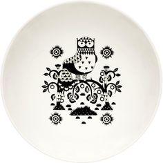 Iittala Salad bowl Taika ($59) ❤ liked on Polyvore featuring home, kitchen & dining and iittala