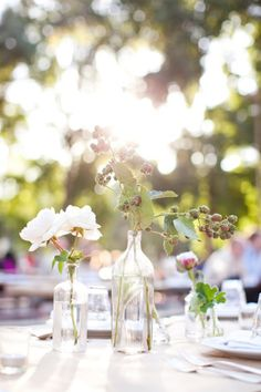 casual summer wedding in ojai