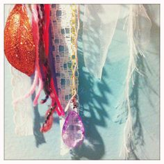 Maggie May Dream Catcher FREE SHIPPING: vintage by RachaelRiceArt
