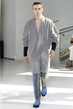 N.Hoolywood Spring/Summer 2017 Menswear Collection