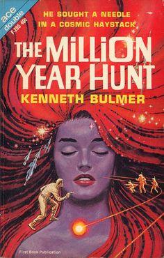 """""""The Million Year Hunt"""" by Kenneth Bulmer (1964)"""