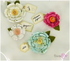 Simple diy seed paper favors and diy wedding these flowers seed paperant it and flowers or herbs will mightylinksfo