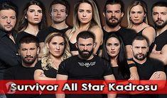 Survivor 2018 all star yarışmacıları ünlüler