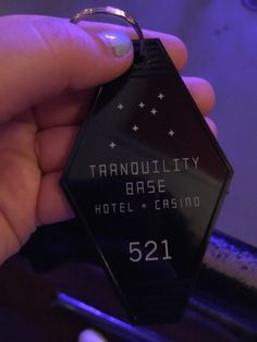 Arctic Monkeys Tranquility Hotel Base Casino + Suite 521