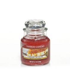 Caramel Pecan Pie : Small Jar Candle : Yankee Candle