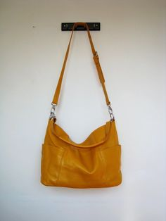 c7f9337f3e This item is unavailable. Leather BagsLeather PursesYellow ...
