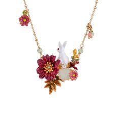 Jardin Imaginaire - necklace