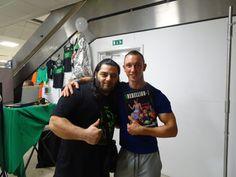 Vegan Bodybuilding at the Brighton Vegfest