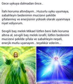 Uyku öncesi Spiritual Life, Everything, Affirmations, Spirituality, Universe, Sayings, Quotes, Quotations, Lyrics