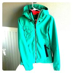 NWOT Volcom Storm Jacket Selling a waterproof Volcom Storm Jacket. This Jacket says XS in size but fits a size small. This Jacket is NWOT, comfortable and stylish! Jackets & Coats