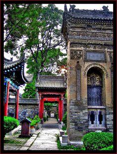 Great Mosque, Xi'an China