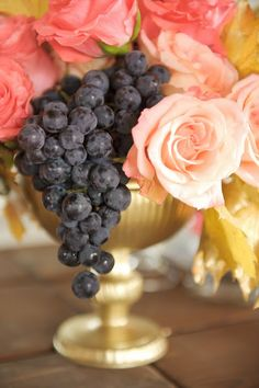 Juneberry Lane: Wedding Wednesday: An Autumn Engagement Party in Coral & Navy