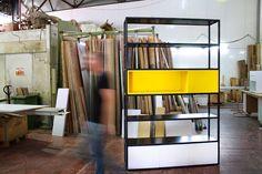 ריהוט משרדי מעוצב - בצלאל ירושלים | יוניק דברים מיוחדים לעיצוב של סטודיו PEAK IT UP