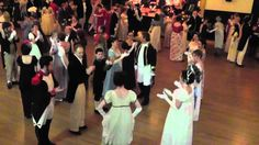 Sir Roger de Coverley - Jane Austen Ball 2012 Jane Austen, Country Dance, Folk Dance, Folk Fashion, Regency, Birthdays, English, Memories, Writing