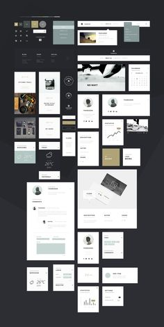 Thombsoon 55+ Elements Ui Kit | Craftwork – Thoroughly Handpicked UI Freebies