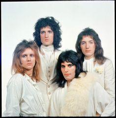 Vaya foto de Queen