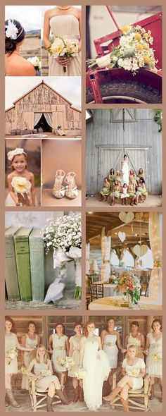 #Rustic #Wedding ♡ 'How to plan a wedding' iPhone App ... Your Complete Wedding Ceremony & Reception Planning Guide ♡ https://itunes.apple.com/us/app/the-gold-wedding-planner/id498112599?ls=1=8 ♡ Weddings by Colour ♡ http://www.pinterest.com/groomsandbrides/boards/