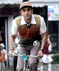 Ranbir Kapoor cheers the leading ladies of Zee Tv!