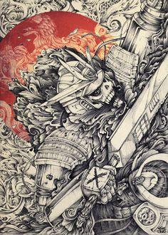 samurai | Tumblr