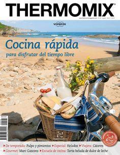 Revista Thermomix nº46 - Cocina rápida para disfrutar del tiempo libre