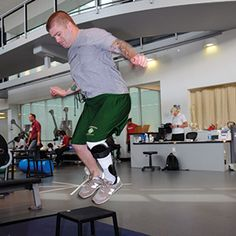 Mission: Possible-  Getting injured service members back to activity with the 'Return to Run' program http://physical-therapy.advanceweb.com/Features/Articles/Mission-Possible.aspx