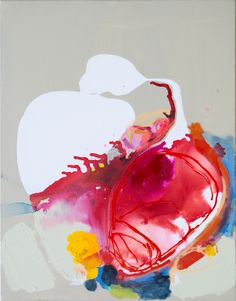 """Saatchi Online Artist: Claire Desjardins; Mixed Media, 2011, Painting """"That's Everything"""""""