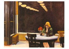 Edward Hopper – word and silence
