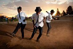 Izikhothane Dance