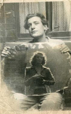 Literary agent with a fearsome reputation who was devoted to the work of her brother, Ted Hughes, and the posthumous literary life of his wife Sylvia Plath Antique Photos, Vintage Photographs, Old Photos, Vintage Photos, Anais Nin, Ted Hughes Sylvia Plath, Treading Water, Writers And Poets, English