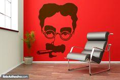 Wandtattoos Groucho