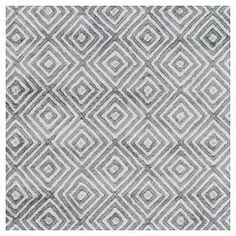 $600 vicose Bold and inspiring, the beautiful contemporary design of this rug are sure to add something new and fresh to any decor. Hues of slate and light gray are emblazed beautifully on this rug, which will be sure to make a bold statement about your décor.
