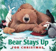 Bear Stays Up for Christmas (Classic Board Books) Margaret K. McElderry Books,http://www.amazon.com/dp/1442427906/ref=cm_sw_r_pi_dp_Zhk0rb0S2MTH2TC6