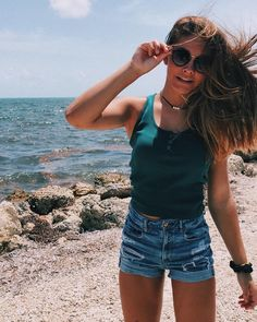 Teen Fashion : Sensible Advice To Becoming More Fashionable Right Now – Designer Fashion Tips Cute Casual Outfits, Outfits For Teens, Summer Outfits, Girl Outfits, Beach Outfits, School Outfits, Emma Marie, Gorgeous Teen, Teen Summer