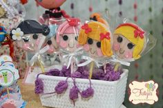 Lalaloopsy ideas for parties