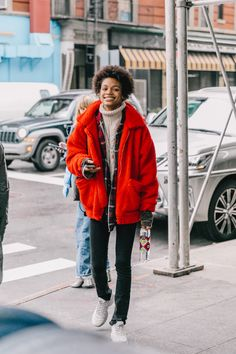 NYFW FALL 18/19 STREET STYLE II | Collage Vintage
