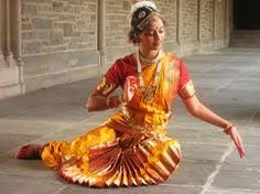 Postures in Indian classical dance