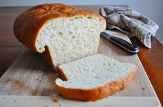 Little B Cooks: Chronicles from a Vermont foodie: Yeast Breads- Soft White Bread