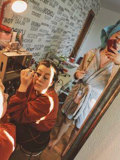 Selfie, Mirror, Friends, Amigos, Mirrors, Boyfriends, Selfies