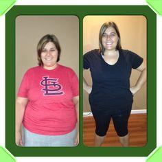 My weight loss from my 90 day challenge  http://yourweightlosschallenge90.myvi.net/