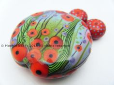 Hey, I found this really awesome Etsy listing at https://www.etsy.com/listing/397870935/moogin-beads-poppy-field-enamelled