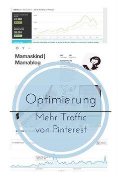 Hilfreiche Tipps, um mehr Traffic von Pinterest auf die Website zu bekommen.