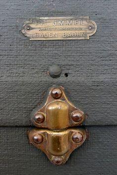 Prachtige vintage hutkoffer - vonliving.nl
