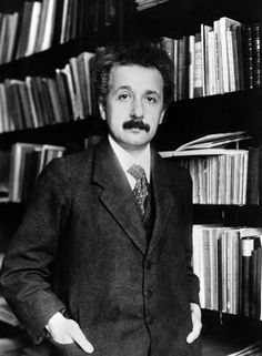 """Einstein's Theory of Relativity: special relativity, a theory of the structure of spacetime, was introduced in Einstein's 1905 paper """"On the Electrodynamics of Moving Bodies""""; general relativity, a theory of gravitation, was developed by Einstein between Albert Einstein Pictures, Einstein Quotes, Special Relativity, Theory Of Relativity, Nobel Prize In Physics, Philosophy Of Science, Modern Physics, Theoretical Physics, E Mc2"""