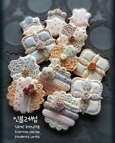 인블러썸ICINGCOOKIE & FLOWER CAKE @inblossom9_woo - ᆞ ᆞ INBLOSSOM ᆞ 심화반 첫번째시...Yooying