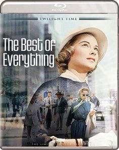 The Best of Everything - Blu-Ray (Twilight Time Ltd. Region A) Release Date: Now Available (Screen Archives Entertainment U.S.)