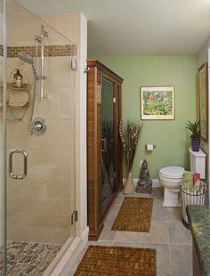 56 besten Bad mit sauna Bilder auf Pinterest | Badezimmer ...