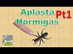 Aplasta Hormigas en AppInventor 2 Tutorial Pt1 Agregando Componentes