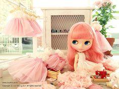 Dress designer Blythe