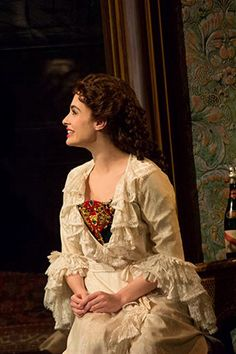 Broadway Dressing gown as worn by Julia Udine